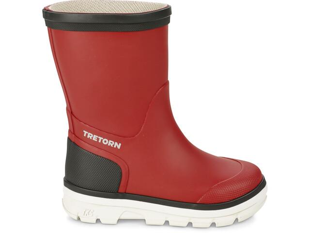 Tretorn Aktiv Rubber Boots Barn red/grey
